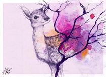 OH my deer by Sabrina Rink