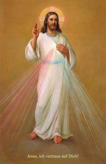 Jesus ich vertraue auf Dich von Svitozar Nenyuk