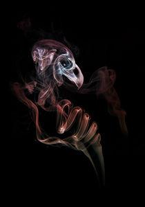 Smoke skull by Jarek Blaminsky