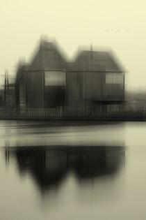 Alte Speichergebäude  by Bastian  Kienitz