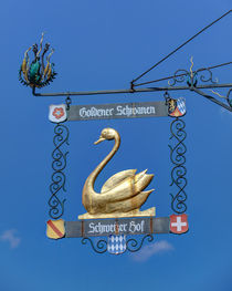 Goldener Schwan, Bretten by safaribears