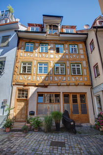 Half-timbered house in Esslingen by safaribears