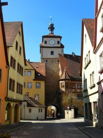 Weißer Turm by gscheffbuch