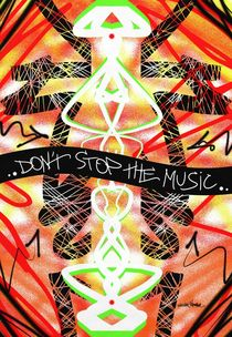 Don't Stop The Music by Vincent J. Newman