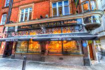 The Nags Head Pub Covent Garden London by David Pyatt
