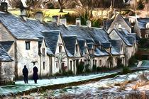 Bibury by Andrew Michael