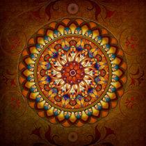 Mandala Ararat V1 von Bedros Awak
