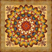 Mandala Ararat V2 von Bedros Awak