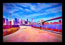 New York Days von Rolf Schweizer