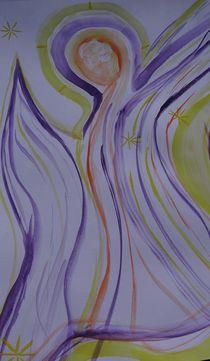 Engel der Sehnsucht  by Art of Irene S.