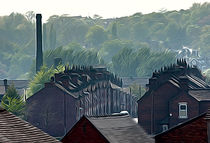 Potteries factory housing by Andrew Michael