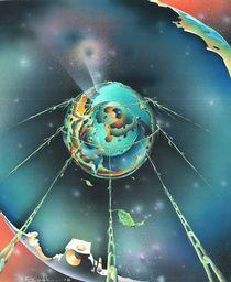 Layers in Space von Peter Budkin