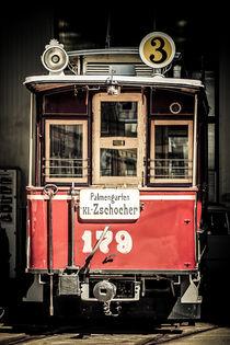 Historische Leipziger Tram by Roland Hemmpel