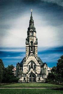 Michaeliskirche Leipzig by Roland Hemmpel