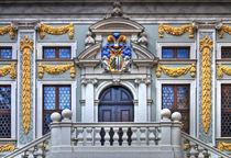 Handelsbörse Leipzig I by Roland Hemmpel