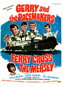 Ferry Cross The Mersey by Bill Covington