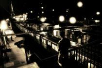 Night train 2 von Guy Jean Genevier