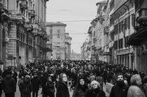 Bologna, via Rizzoli  von Federico C.