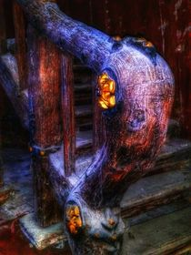 Stairway to Decay  by Susanne  Mauz