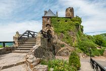 Burg Thurant - Eingang by Erhard Hess