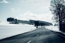 winter roadtrip II von Marco Lombardi