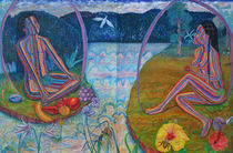 Adam and Eve by John Powell