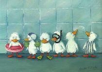 Alle meine Entchen by Annette Swoboda