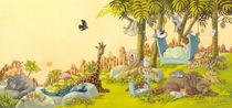 Der kleine Gott und die Tiere von Annette Swoboda