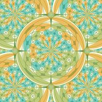 Geometric harmony by Gaspar Avila