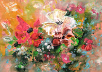 New year Flowers by Miki de Goodaboom