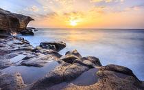 Tajao sunrise by Christine Berkhoff