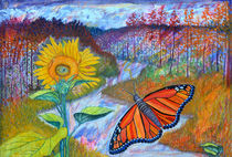 Monarch Butterfly von John Powell