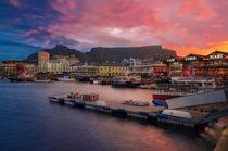 Cape Town & Sunset Time von Luis Henrique de Moraes Boucault
