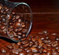 Kaffeegenuss by Ute Bauduin
