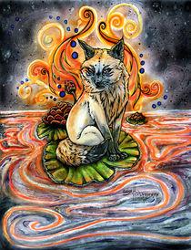 Lily Kitsune by Care Halverson
