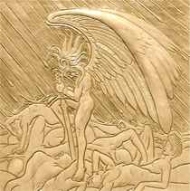 ANGEL of DEATH at WAR by Ron Moses