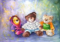 Sunny And Caramel And Truffle McFurry by Miki de Goodaboom