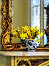 Sig-daffodilsonmantelpiece