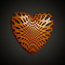 Copper Heart 1 by Philip Roberts