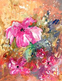 Perky Pink von Miki de Goodaboom