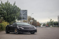 Lamborghini Gallardo Spyder Performante by fabinator