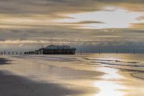Golden Beach von Annett Mirsberger