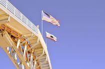 Rollercoaster / California von Peer Eschenbach