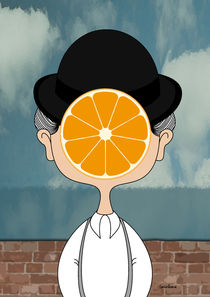 The Son of Clockwork Orange by Camila Oliveira
