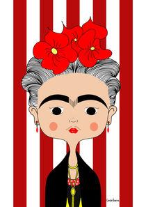 Frida Vogue by Camila Oliveira