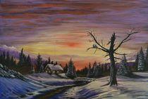 Der alte Baum von Peter Schmidt