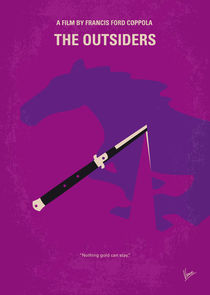 No590-my-the-outsiders-minimal-movie-poster