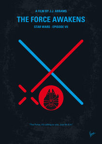 No591-my-star-wars-episode-vii-the-force-awakens-minimal-movie-poster