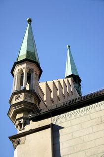 Altes Rathaus in München | Turmspitzen by lizcollet