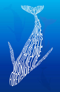 Whale song von Emese  Horvath